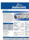 Global Filter - Hydrophilic Polysulfone Membrane - Brochure