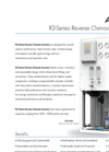 Brackish Water Reverse Osmosis Systems R2- Series- Brochure