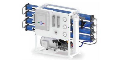 Model S3-Series - Sea Water Reverse Osmosis Systems