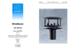 WindSonic 2-Axis Ultrasonic Anemometer User Manual