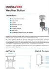 MetPak - Pro - Weather Station Datasheet