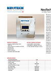 NeoTech - Model CU-4 X - UV Water Treatment Control Interface System Brochure