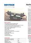 NeoTech - Model T222 - UV Systems Brochure