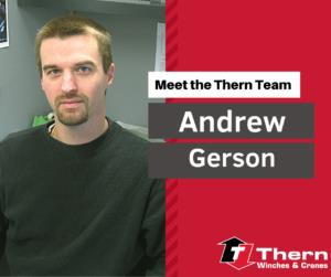 Meet the Thern Team - Andrew Gerson