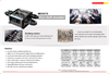 Four Shaft Shredder - Brochure
