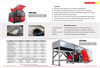 Single Shaft Shredder for Plastic Materials - Brochure