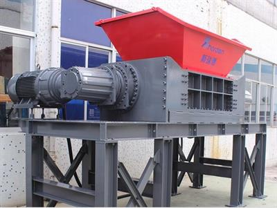 HARDEN - Model TDH1618 - Primary Shredder