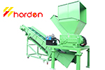 Organic Waste Shredder