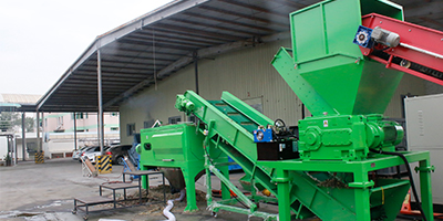 HARDEN - Model TS612 - Organic Waste Shredder