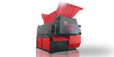 HARDEN - Model SM1200 - Plastic shredder