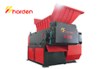 HARDEN - Model SM1200 - Shredders for plastic