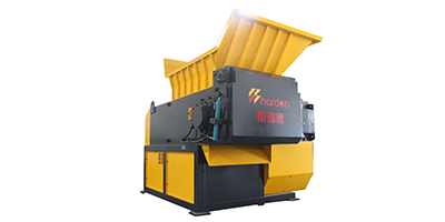 HARDEN - Model SM1200 - High efficient PP PE PVC film plastic shredder