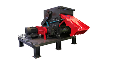 HARDEN - Model SMA1300 - High quality single shaft shredder