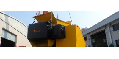 Harden - Model SS400    - Single Shaft Shredder