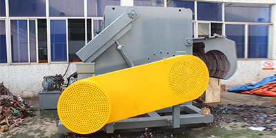 HARDEN - Model SM2200 - Single Shaft Shredder