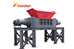 HARDEN - Model TD812 - Waste Shredder