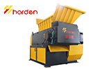 HARDEN - Model SM2000 - Plastic film shredder