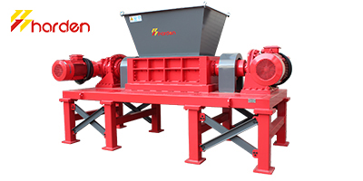HARDEN - Model TD616 - Twin Shaft Shredder