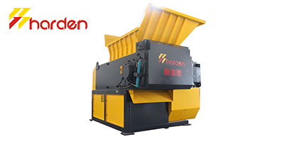 HARDEN - Model SM2000 - Heavy-duty single shaft shredder