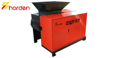 Harden - Model SM Series - Small - Medium Capacity Single Shaft Shredder