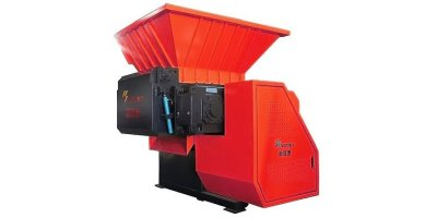 Harden - Model SM Series - Large - Medium Capacity Single Shaft Shredder