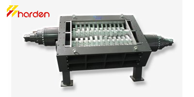 Harden - Model TH Series - Hydraulic Motor Driven Two Shaft Shredders