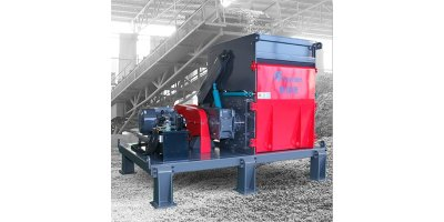 Harden - Model SMA Series - Single Shaft Shredder