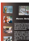 Intelagard Macaw - Model Backpack - Compressed Air Foam (CAF) - Brochure