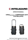 Intelagard - Model Viper™ RECOVERY - Compressed Air Foam System (CAFS) - Brochure