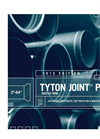 TYTON Joint - Ductile Iron Pipe Brochure