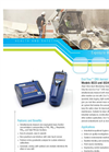 DustTrak DRX Aerosol Monitor 8533 Data sheet