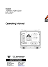 Air Quality Test Kit Manual Brochure