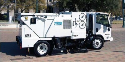 Model DST-4 - Dustless Street Sweepers