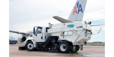 Model HSP  - Airport Runway Sweeper