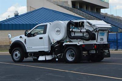 TYMCO - Model 210h - Parking Lot Sweeper