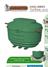 Biodigester - Model T24 - Sewage / Waste Water Treatment Plant Brochure