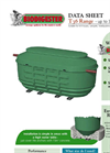 Biodigester - Model T36 - Sewage / Waste Water Treatment Plant Brochure