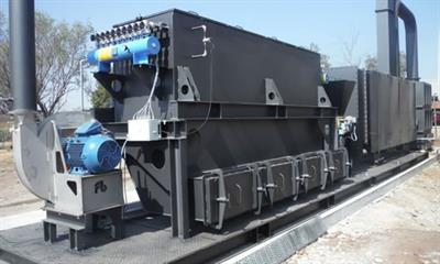 Incinerator solutions for the industrial / factory waste sector - Waste and Recycling - Waste Management