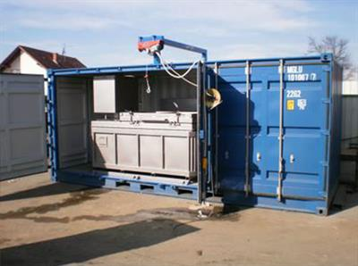 Inciner8 - Containerised Incinerators
