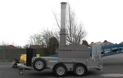 Inciner8 - Mobile Incinerators