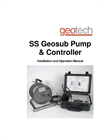 SS Geosub Pump & Controller Manual
