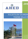 POLİETİLEN GEOMEMBRANES TECHNICAL DATA SHEETS