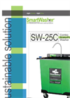 CRC - Model SW-25C - Combo Brake and Parts Washer Brochure