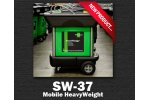 Model SW-37 - Mobile HeavyWeight Parts Washer