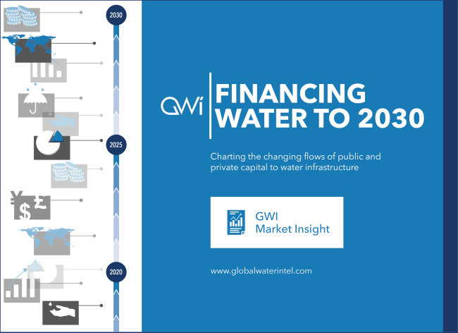 Water tariffs will need to rise by 5.9% a year to achieve the Sustainable Development Goals, new GWI report finds