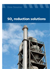 SO2 Reduction Solutions - Brochure