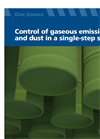Control of Gaseous Emissions and Dust in a Single-Step Solution - Brochure