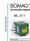 ISOMAG - ML211 - Electromagnetic Flow Meter Converter, With BTU Function – Datasheet