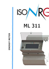 isoNrG ISONRG ML311 Heat meter Brochure