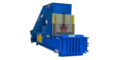 Full Eject Stampler Horizontal Balers